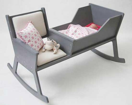 кресло-качалка для детской