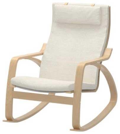 кресло-качалка от икеа