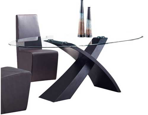 овальный стол от global furniture