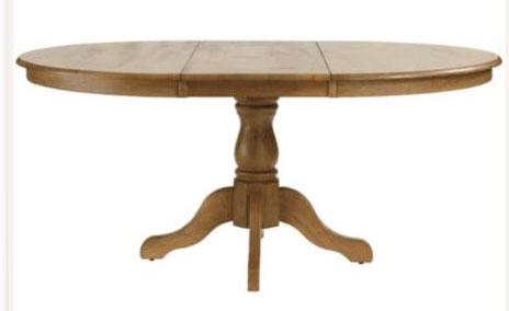 раскладной  овальный стол