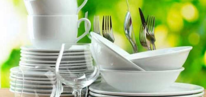 Самодельные средства для посуды