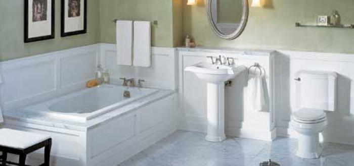 выбрать пол для ванной