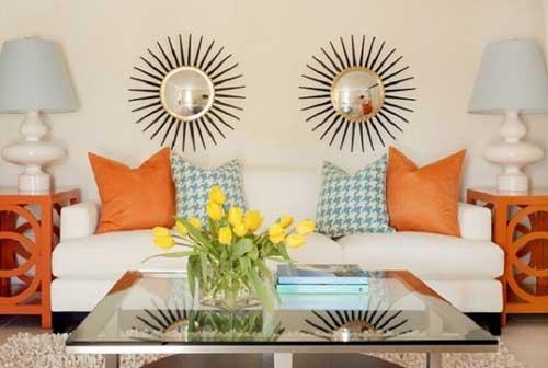 диванные подушки в современном интерьере