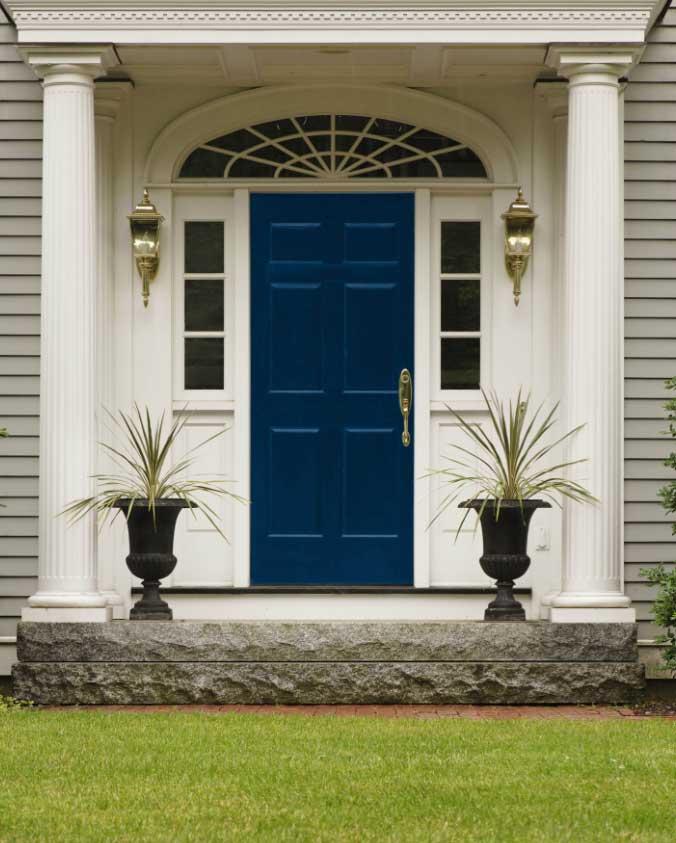 цвет входной двери как правильно выбрать цвет Tobehomeru