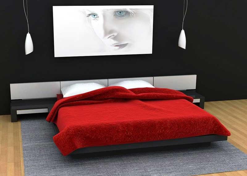 спальня по знаку зодиака