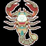 спальня по знаку зодиака скорпион