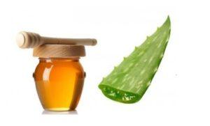 народные рецепты с алоэ и медом
