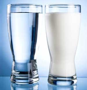 Лайфхак. Борьба с мучнистой росой. Молоко и вода!