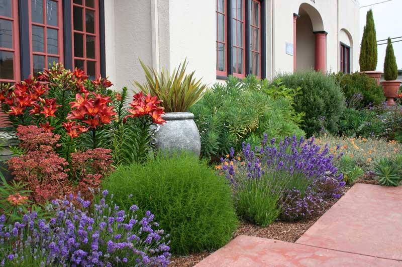 Сад в тосканском стиле