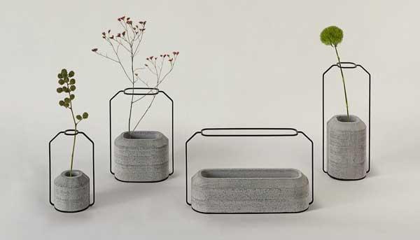 вазы от дизайнера Decha Archjananun